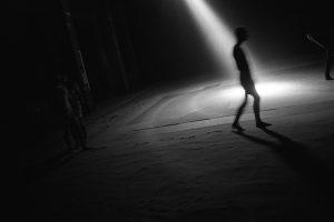 Haute surveillance - Jean Genet - © Hervé Bellamy