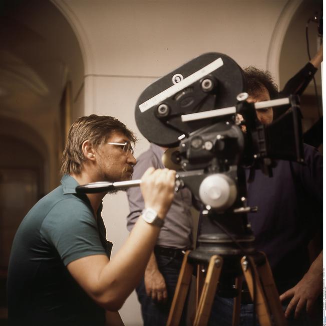 Fassbinder à la caméra