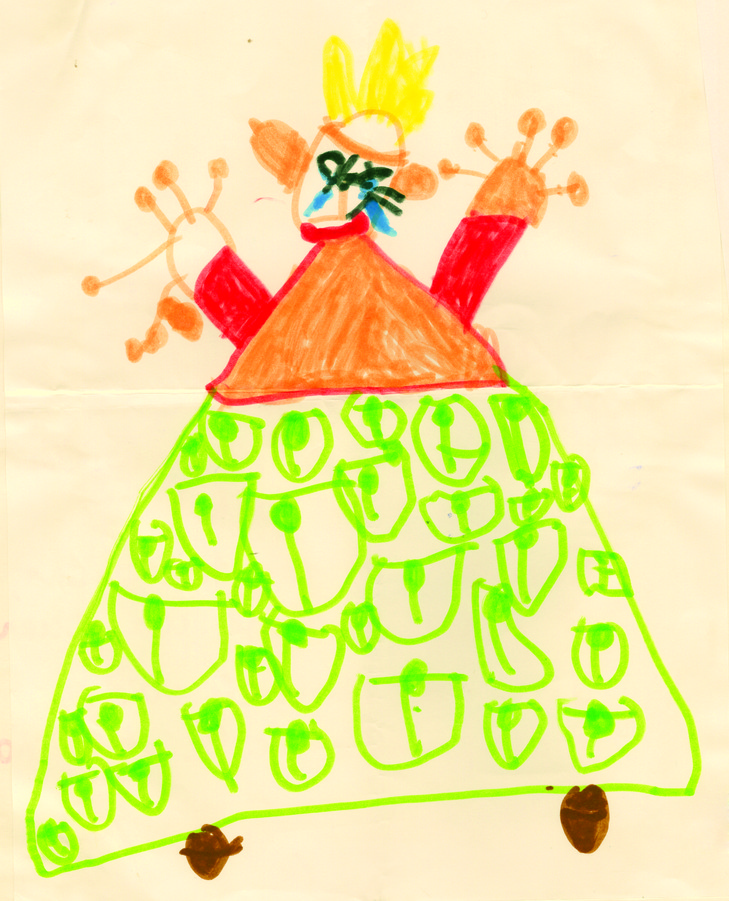 dessin d'enfant